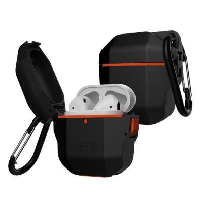 UAG AirPods 耐衝擊防水防塵硬式保護殼 黑