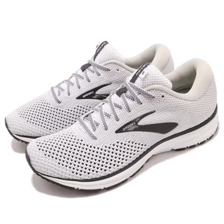 BROOKS 男慢跑鞋  Revel 2 1102921D135