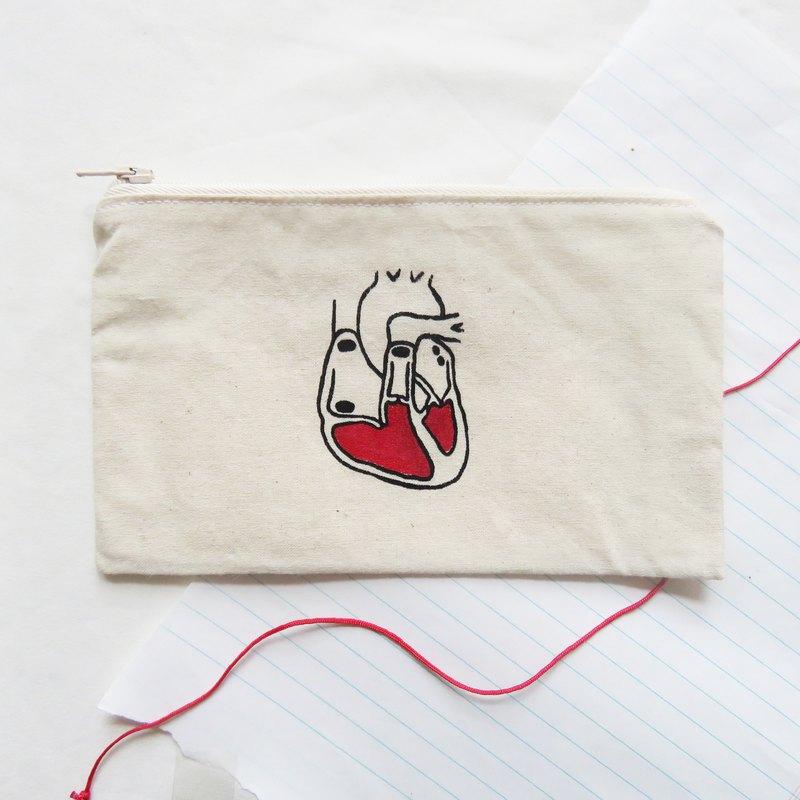心臟 器官 / 筆袋