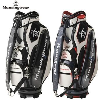 マンシングウェア ゴルフ MQBPJJ00 カート キャディバッグ Munsingwear ゴルフバッグ