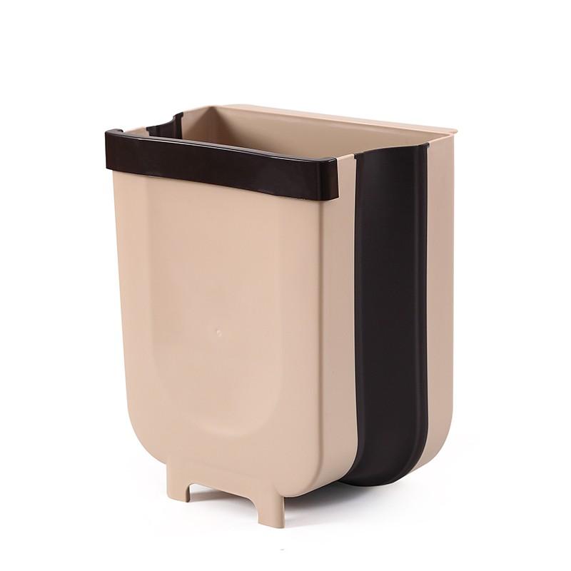 【方形】折疊垃圾桶 W232 垃圾桶 家用垃圾桶 車用垃圾桶 折疊垃圾桶 桌上垃圾桶 伸縮垃圾桶