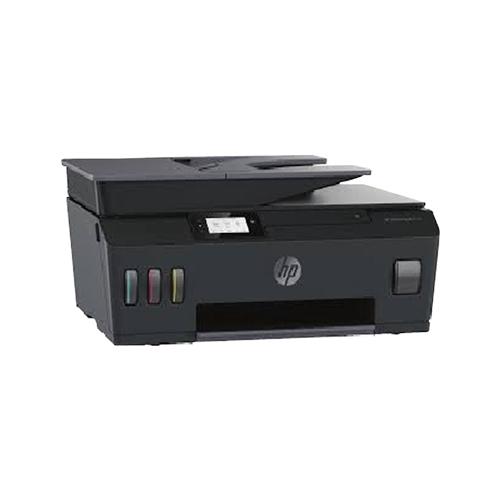 HP 惠普 Smart Tank 615 多功能事務機 無線傳真複合機 列印 影印 掃描 傳真 ADF 黑