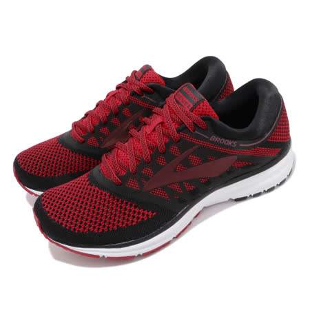 BROOKS 男慢跑鞋  Revel  1102601D669
