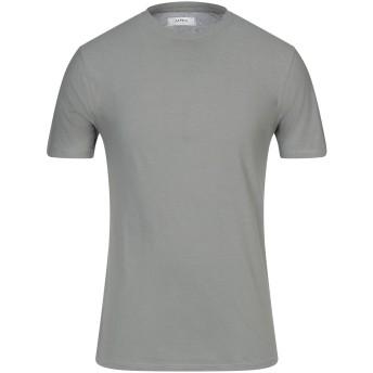 《セール開催中》ALPHA STUDIO メンズ T シャツ ミリタリーグリーン 50 コットン 100%