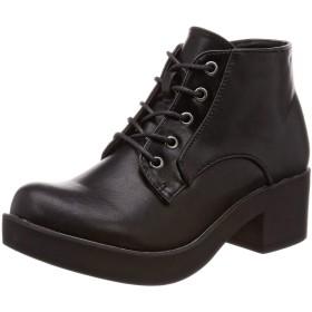 [バイアシナガオジサン] ブーツ 8980503 ブラック 24.5 cm