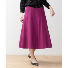 【Rouge vif la cle:スカート】サキソニーフレアスカート