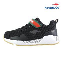 KangaROOS EVO 90 輕量運動童鞋 19~23cm 黑 KK91230