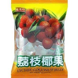 盛香珍 蒟蒻椰果果凍-荔枝風味 420g【康鄰超市】