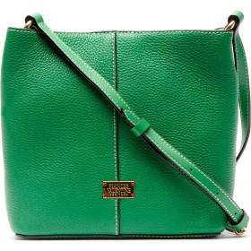 [フランセスバレンタイン] レディース ハンドバッグ Frances Valentine Tumbled Leather Crossb [並行輸入品]