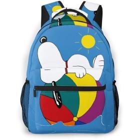 リュックサック スヌーピー バックパック リュック バッグ 軽量 おしゃれ カジュアル