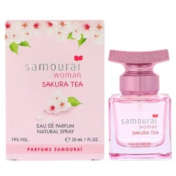 サムライ SAMOURAI サムライウーマン サクラティー EDP SP 30ml SAKURA TEA