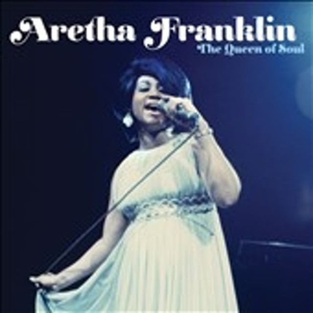 Aretha Franklin/The Queen of Soul[8122796069]