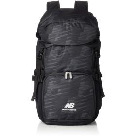[ニューバランス] バックパック 30ℓ JABF9366 A4収納 ブラックマルチ(BM) One Size