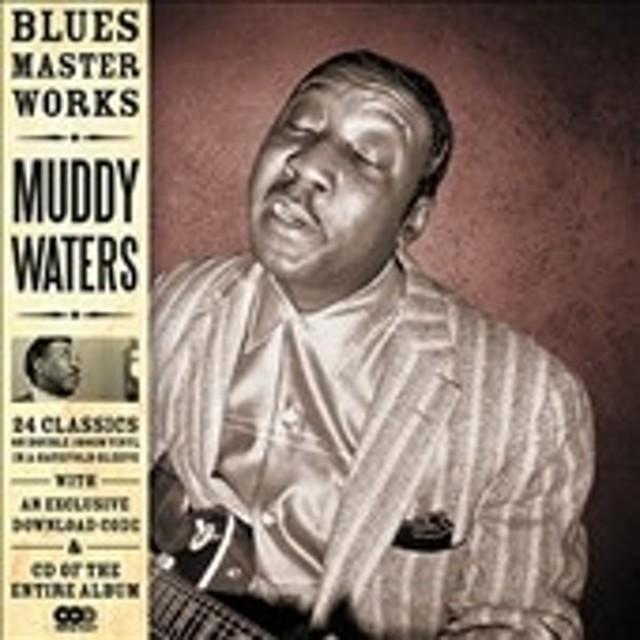 Muddy Waters/Blues Master Works: 24 Classics [LP+CD][DELBLP1]
