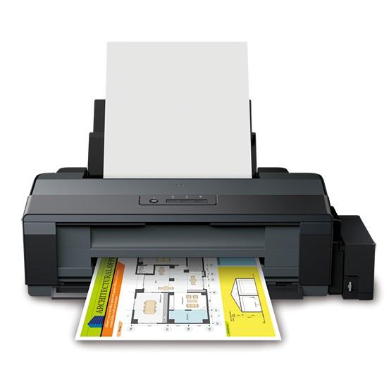 EPSON L1300 A3單功能印表機 《原廠連續供墨-無影印功能》