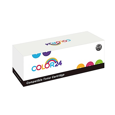 【Color24】 for FujiXerox CT202137 黑色相容碳粉匣 /適用 DocuPrint M115b/ M115fs/ M115w/ M115z/ P115b/ P115w