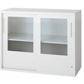 【送料無料】-L6 引違いガラス保管庫 L6-A70G-C W4 プラス 品番 L6-A70G-C W4 jtx 648336-【ジョインテックス・JOINTEX】