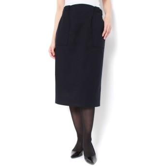 【テチチ/Te chichi】 ボンディングタイトスカート