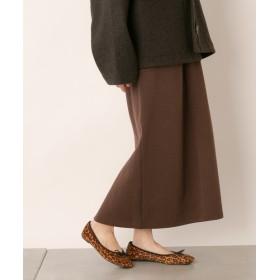 CIAOPANIC TYPY(チャオパニックティピー) レディース サカリバ起毛Iラインスカート ブラウン