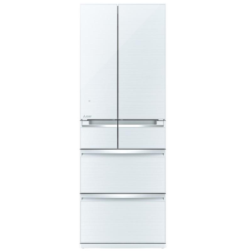 三菱525公升日本原裝變頻六門電冰箱MR-WX53C