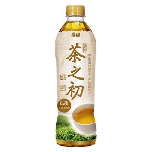 泰山 茶之初 烏龍茶(535ml*4瓶/組)[大買家]