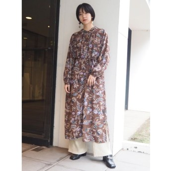 【ムルーア/MURUA】 emily flower 2WAYワンピース