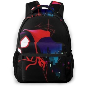 スパイダーマン バックパック 大容量 軽量 防水 耐衝撃 男女兼用