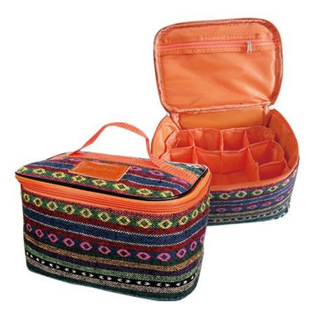 野樂 ARC-610 民族風調理袋 調味罐用收納袋 保溫袋 保冰袋 化妝包 便當袋 【登山屋】