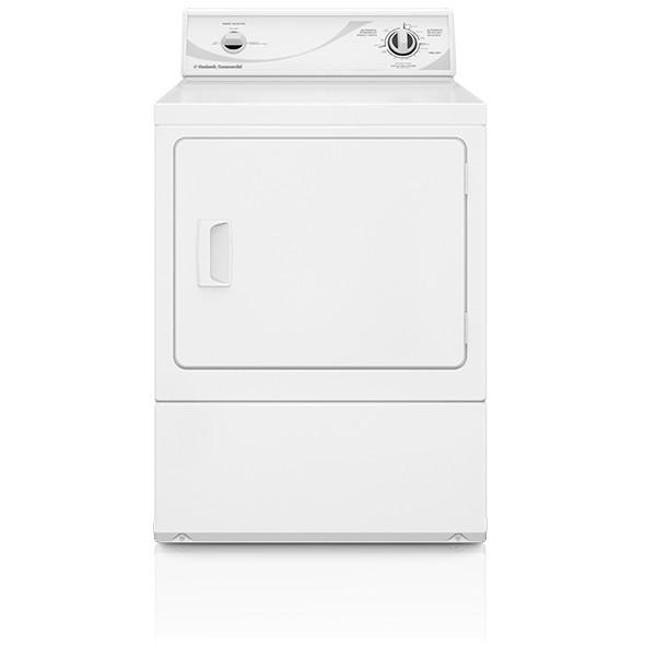 Huebsch 優必洗  電力型 美式15公斤後控式乾衣機 ZDE3SR 白色