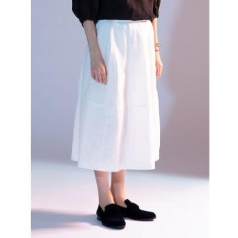 【スタイリング/styling/】 コクーン リネン スカート