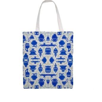 ギリシャの芸術トートバッグ キャンバス 手提げバッグ レディース 可愛い 多機能 大容量 通勤 通学 A4対応