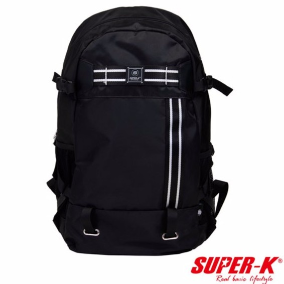[免運]SUPER-K多功能休閒後背包/手提包SHB215258-設計簡約大方實用耐看輕巧外型方便整理收納