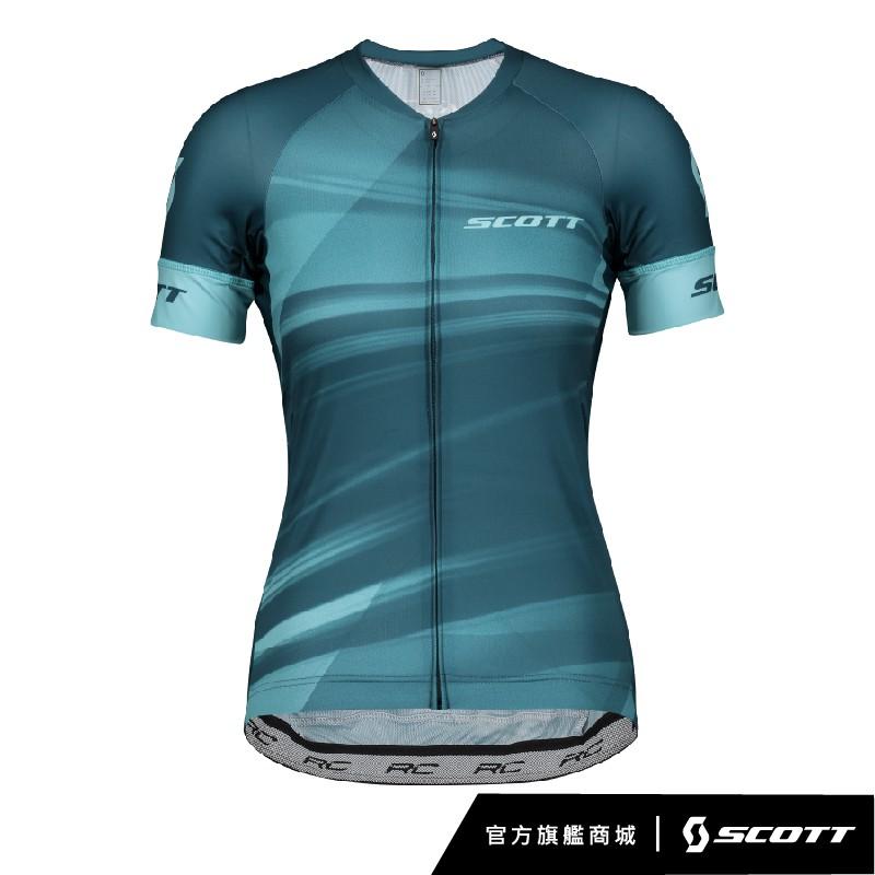 SCOTT RC PRO S/SL WOMEN'S SHIRT RC PRO車隊版女性短袖車衣