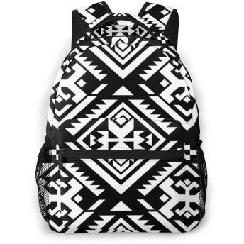 リュック アメリカのナバホアステカ, バックパック リュックサック ビジネスリュック メンズ レディース カジュアル 男女兼用 軽量 通勤 通学 旅行 鞄 バッグ カバン