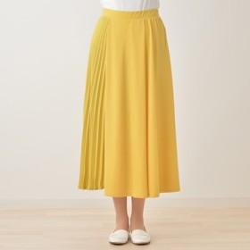 you rari 華やぎプリーツMIXスカート
