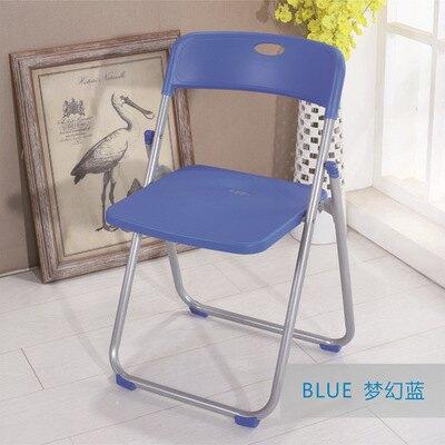 椅子 可折疊員工培訓椅會議椅新聞椅簡約辦公椅職員塑膠椅教學椅子凳子