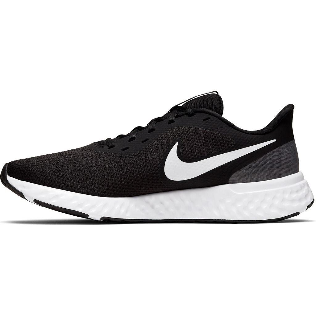 Nike Revolution 5 黑色 透氣 避震 男 慢跑鞋 bq3204-002 US9~10.5 US12 現貨