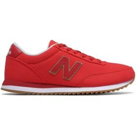 [ニューバランス] 靴・シューズ メンズライフスタイル 501 Red with White レッド ホワイト US 7 (25cm) [並行輸入品]