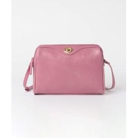 [センスオブプレイス] 鞄 ショルダーバッグ ヴィンテージライクミニショルダーバッグ レディース PINK FREE