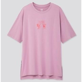 ディズニー・ストーリーズ オーバーサイズ UT(グラフィックTシャツ・半袖)