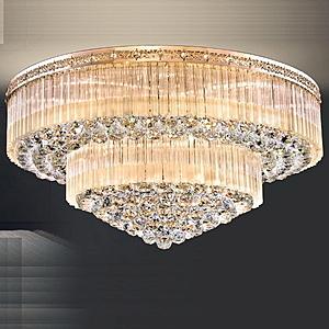 【大巨光】華麗風水晶燈_半吸頂燈-大(LW-09-0632)