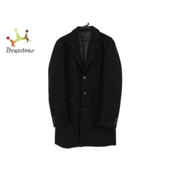 ビューティアンドユース ユナイテッドアローズ コート サイズL メンズ 美品 黒 冬物 新着 20191221