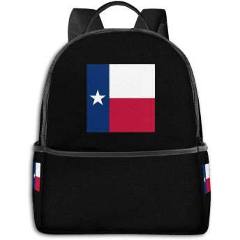Texas ハイエンドのファッションシンプルで美しいファッションバックパック屋内および屋外の四季は、印刷プロセスフルフレーム印刷デザインを転送します