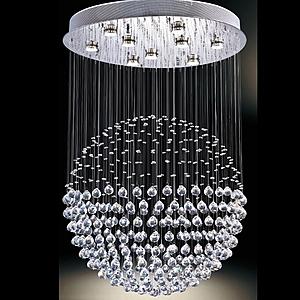 【大巨光】華麗風水晶燈_吸頂燈-中(LW-09-0582)
