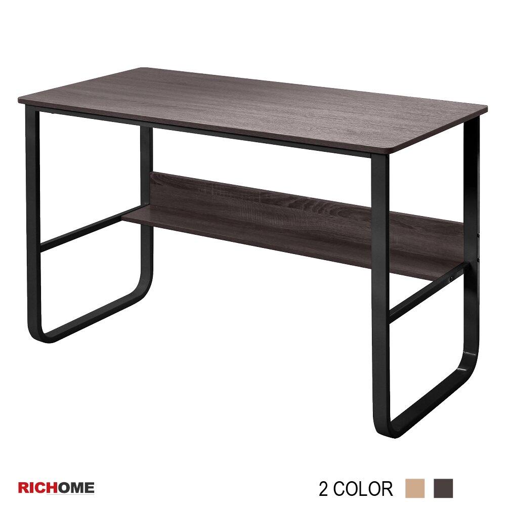 書桌/電腦桌/工作桌 克里斯工作桌(2色) 【DE273】RICHOME
