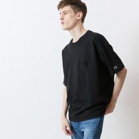 ユニセックス ポケットTシャツ 19SS キャンパス チャンピオン(C3-P357)【5500円以上購入で送料無料】