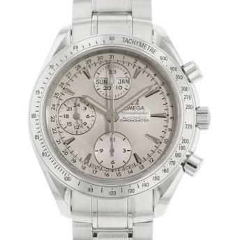 オメガ スピードマスター クロノグラフ トリプルカレンダー 3221.30 OMEGA 腕時計 シルバー文字盤 安心保証