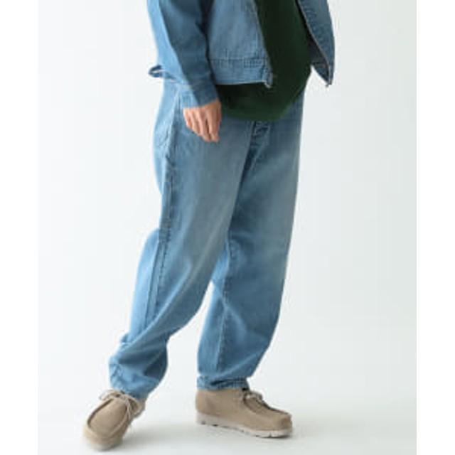 BEAMS 【予約】Lee × BEAMS / 別注 デニム イージー ペインター パンツ メンズ パンツ USED M