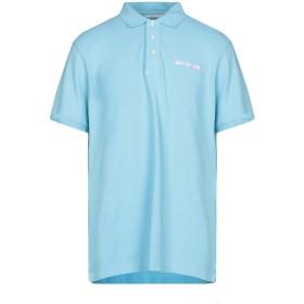 《セール開催中》BEST COMPANY メンズ ポロシャツ スカイブルー M コットン 100%