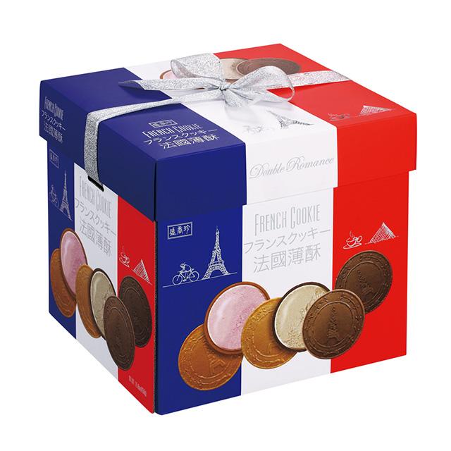 盛香珍 法國酥禮盒 450g (盒)